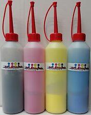 (10,41€/100g) 4x Refill-Toner Alle Farben CMYK für CLX-3175FN