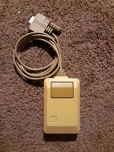 Macintosh M0100 Mouse For 128k 512k and Plus Fully Tested Working