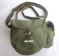 Surplus CHINESE MILITARY Drum Mag Pouch Vietnam War Period