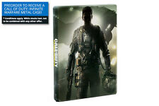 Call of Duty Infinite Warfare Steelbook Metal Case ONLY BRAND NEW FAST AUS POST