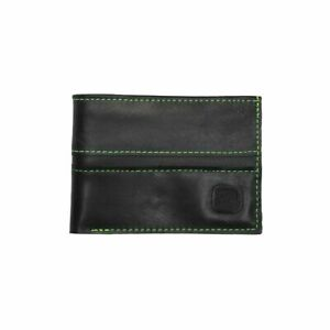Alchemy Goods Franklin Bifold slim and durable Wallet / Color-Green