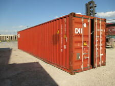 Used Shipping / Storage Containers 40ft WWT Savannah, GA $3000