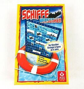 Ass Altenburger Spielkarten 9675 - Schiffe versenken
