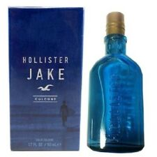HOLLISTER JAKE by HOLLISTER 1.7 oz ( 50 ml ) SPRAY Cologne Men New In Box Seal