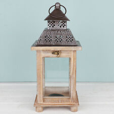 Rustic French Country Candle Lantern by Dibor