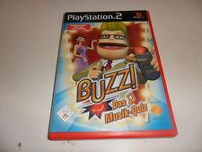 PlayStation 2  PS 2  BUZZ! Das Musik-Quiz
