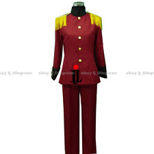 Hetalia: Axis Powers Latvia Raivis War Uniform COS Cloth Cosplay Costume