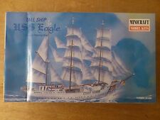 1 :3 50 Minicraft Núm 11303 tall SHIP USS Eagle (EE.UU.). juego. emb.orig
