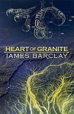Heart of Granite: Blood & Fire 1 by James Barclay (Paperback, 2016)