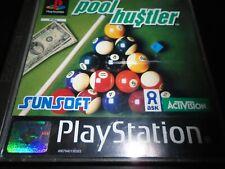 Pool hustler  PS1 PlayStation 1