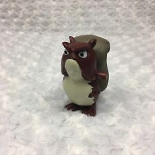 McSquizzy Squirrel Character Open Season Wind up Skip Hop Burger King Toy 2006