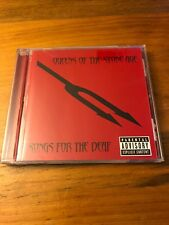 Queens Of The Stone Age Songs For The Deaf CD