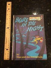 Berenstain Bears in the night Dr Seuss Book Hardcover 2 6.25