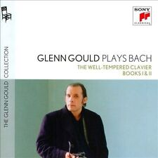 Glenn Gould Plays Bach: The Well Tempered Clavier Books I & II (CD, Sep-2012,...