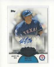2013 Topps Making Their Mark  Mike Olt AUTOGRAPH Rangers