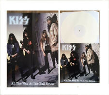 Kiss All The Way At The Ball Room Outtakes Hilton '95 SEALED Color Wax LP+Poster