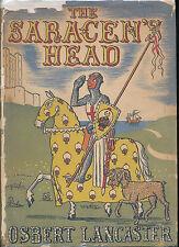 Saracen's Head or The Reluctant Crusader Osbert Lancaster Vtg 1948 First Edition