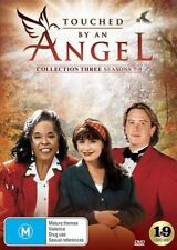 TOUCHED BY AN ANGEL - SEASON 7 8 & 9 box set-   DVD - UK Compatible - New sealed