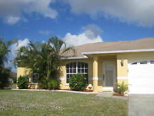SPECIAL - 3/2/2 pool home, lanai, great location, rented, Florida Cape Coral