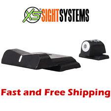 XS Systems Smith&Wesson M&P SHIELD Big Dot Tritium Express Night Sight Set (DXW)