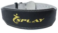 Weightlifting Gym Belt large xl Leather Gym weight lifting dead lift back body