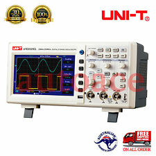 "OSCILLOSCOPE UTD2025CL 2Channels 25MHz 25kpts 7"" LCD Screen USB Multimeter"