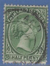 FALKLAND ISLANDS 9 USED FAULT FREE EXTRA FINE !