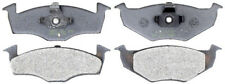 Disc Brake Pad-Service Grade Metallic Raybestos SGD694M fits 10-13 VW Gol Sedan