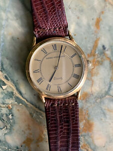 GIRARD PERREGAUX Quartz Wristwatch Working