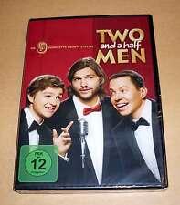 DVD Box Two and a Half Men - Staffel 9 Neun - Mein cooler Onkel Charlie Neu OVP