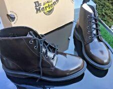Dr Martens Emmeline tan arcadia brown leather boots UK 7 EU 41