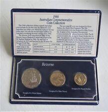Arnott's Snack Foods 1988 Australian Commemorative Bicentenary Coin Collection