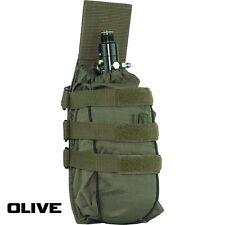 New Valken V-Tac Vtac Paintball Tactical MOLLE Universal Tank Vest Pouch - Olive