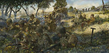 """""""Fury From the Sky"""" James Dietz Print - 508th PIR in Normandy Invasion - D-Day"""