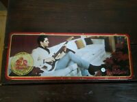Elvis Presley Collectors Tin Russell Stover If Every Day Was Like Christmas 2000