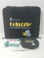 Provo Craft Coluzzle The Original Cutting System Binder w Templates Knife Manual
