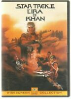 STAR TREK II. L'ira di Khan DVD Film ITA