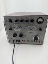 HP Hewlett Packard SHF Signal Generator 618B Klystron Tube CW 3.8-7.6Ghz Vintage