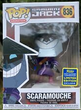 Samurai Jack - Scaramouche #836 SDCC 2020 Funko Pop Vinyl New in box