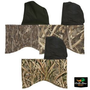 NEW AVERY OUTDOORS GREENHEAD GEAR GHG CAMO FLEECE TURTLEHEAD HOOD NECK GAITER