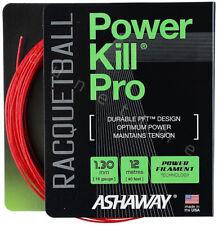 New 2 Sets Ashaway PowerKill Pro Power Kill 16g 1.30mm Racquetball String 40ft