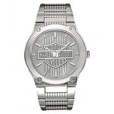 Reloj de pulsera de Harley Davidson 76A134 los hombres