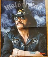 ⭐⭐⭐⭐  Motörhead  ⭐⭐⭐⭐ Lemmy Kilmister ⭐⭐⭐⭐ Poster 45 x 57 cm ⭐⭐⭐⭐  Plakat  ⭐⭐⭐⭐