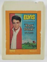 Rare - ELVIS PRESLEY Kissin' Cousins - 8 Track Tape 1964 RCA #P8S-1142 Vintage!