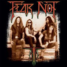 FEAR NOT - Fear Not (NEW*LIM.500 COPIES*US WHITE METAL / HARD ROCK*GUARDIAN)