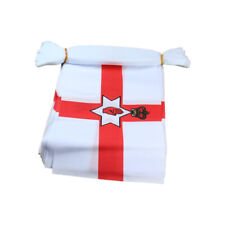 More details for 12th july 2021 ni northern ireland uk union jack fabric flags & party bunting