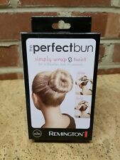 The Perfect Bun - Hair Styling Accessory for Blonde Hair by Remington FREE SHIP