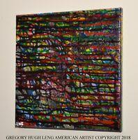 """Tiffany""   ORIGINAL FINE ART American Artist GREGORY HUGH LENG"