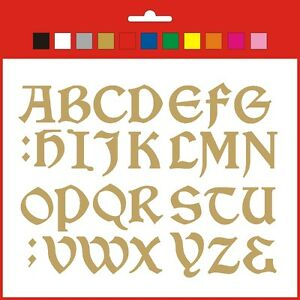 Big Sticky Letters Full Alphabet Set 50/60/70mm signs banner shop window Callig
