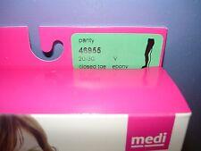 Medi Comfort Close Toe Panty  - 20-30 mmHg Size V Ebony